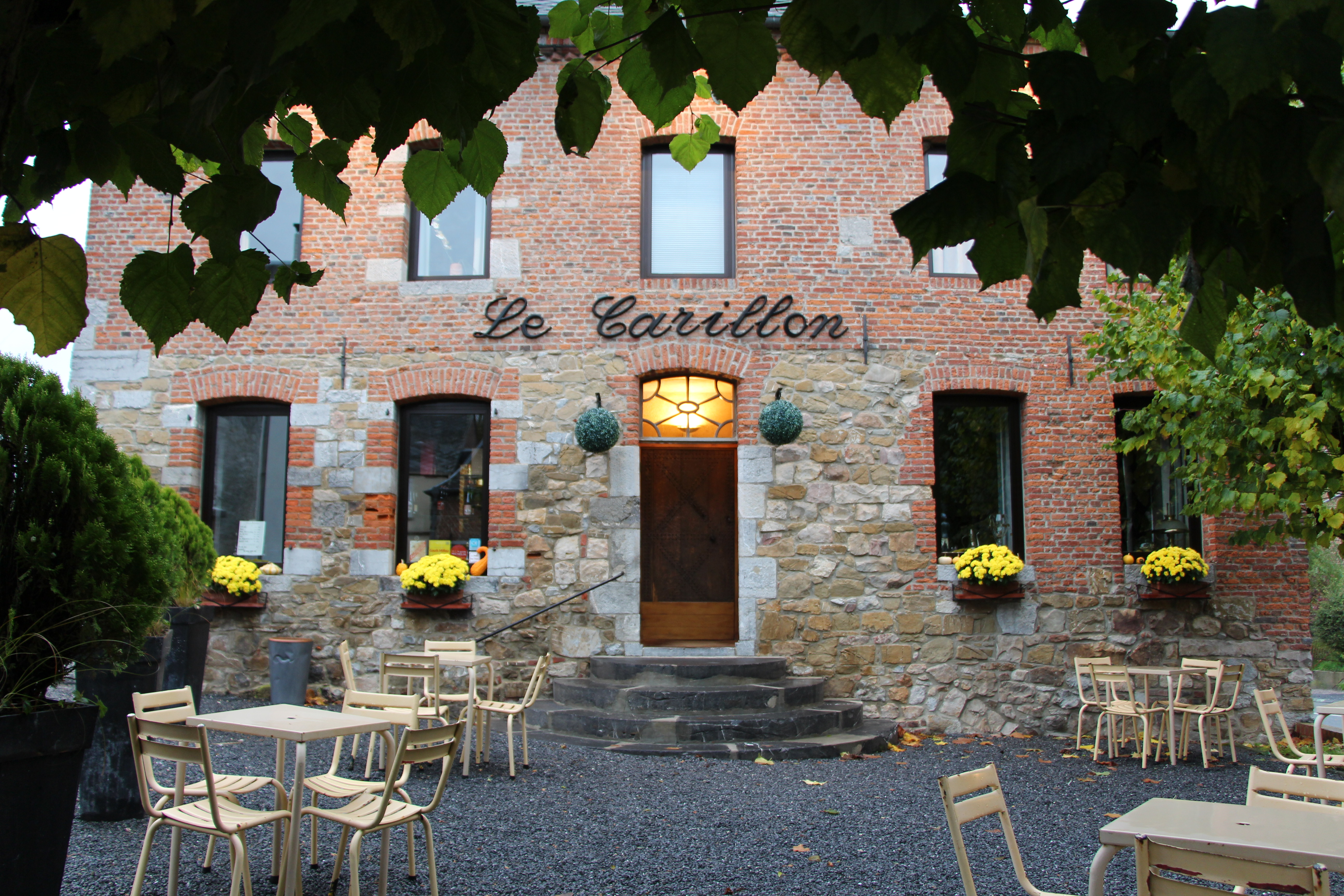 LE CARILLON 59740 LIESSIES www.le-carillon.com